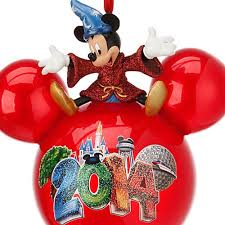 your wdw store disney ornament 2014 sorcerer mickey