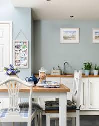 light blue kitchen ideas pale blue and cream kitchen duck egg walls cream shaker style