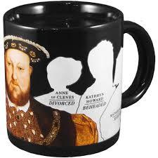 upg henry viii disappearing wives mug