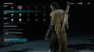 shadow of war best weapons guide how to get the best weapons