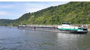Baden Im Rhein Nach Havarie Bei Sankt Goar Freie Fahrt Für Frachter Koblenz