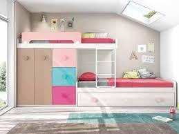 chambre a partager idées pour organiser la chambre des enfants quand ils doivent la