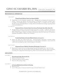 Icu Nurse Resume Sample by Icu Nurse Resume Sample Contegri Com