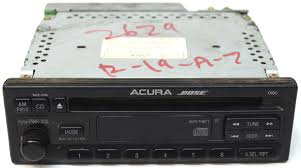 1997 1998 1999 acura cl factory stereo bose premium sound cd