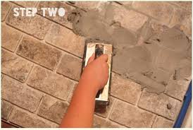 Installing Travertine Tile How To Install Tumbled Travertine Tile Run To Radiance
