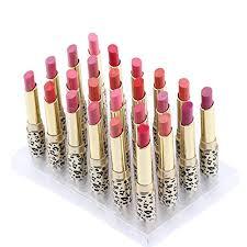 animal print l shades anself 12 colors 24pcs leopard print lipsticks moisturizing lip