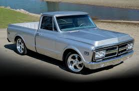 1970 gmc truck the silver medal rod network