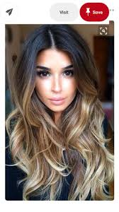 42 best color images on pinterest hairstyles strands and