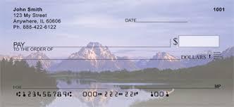 mountain views personal checks