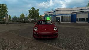 porsche 911 mods porsche 911 1 27 x beta car mod ets2 mod