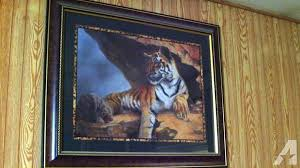 home interior pictures for sale tiger on ledge cheetah home interior prints for sale in