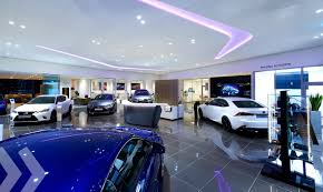 lexus dealership interior overview of projects from stores to displays arno group