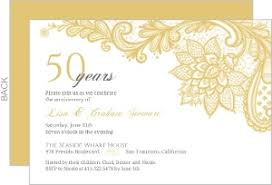 50th wedding anniversary cheap 50th wedding anniversary invitations stephenanuno