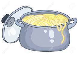 cartoon home kitchen pot royalty free cliparts vectors and stock
