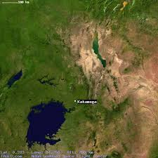 geographical map of kenya kakamega western kenya geography population map cities coordinates