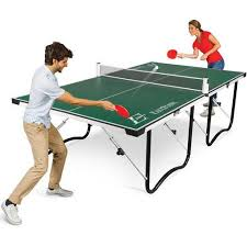 collapsible table tennis table eastpoint sports easy setup fold n store table tennis table 15mm