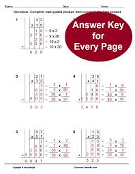 all worksheets partial quotients worksheets free printable