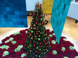 Ideas To Decorate An Office Office Christmas Decorations U0026 Ideas Petal Talk