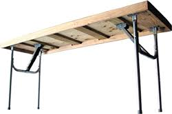 Table With Folding Legs Home