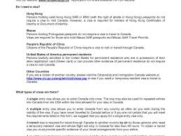 Sample Resume For Fitness Instructor by Canadian Resume Builder Medium Size Of Curriculum Vitaecanadian