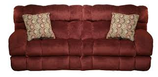 catnapper sleeper sofa sleeper sofa in wine color fabric by catnapper 1766