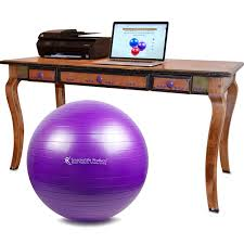 Yoga Ball As Desk Chair 5 Great Reasons To Replace Your Office Chair With A Yoga Ball