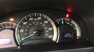 how to turn maintenance light on toyota camry 2009 how to reset toyota camry maintenance required light