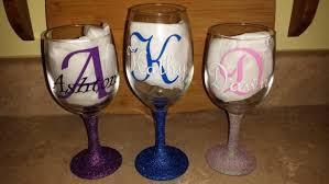 wine glass gift personalized wine glass wine glass with name aftcra