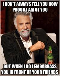 Proud Of You Meme - am so proud of you