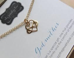 Goddaughter Charm Godmother Bracelet