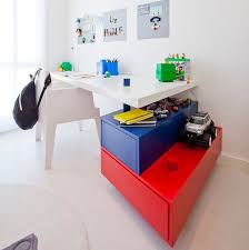 Desk Organiser For Kids 29 Kids U0027 Desk Design Ideas For A Contemporary And Colorful Study Space