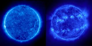 The sun universe today