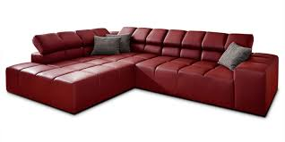 ledersofa vintage look leder sofa home interior minimalistisch newhomedesign