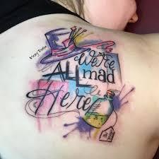 best 25 alice in wonderland tattoo sleeve ideas on pinterest