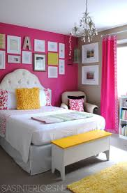 Bright Pink Bathroom Accessories by Best 25 Pink Bedrooms Ideas On Pinterest Pink Decor