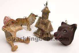 antique ornaments vintage ornaments
