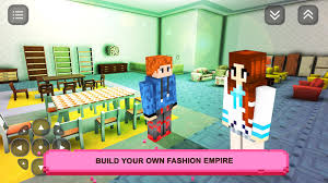 girls craft story fashion design u0026 building games android apps