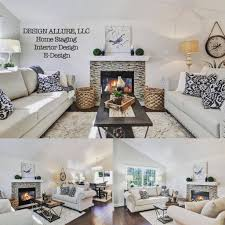 home staging interior design design allure llc home staging projects chic beaverton home