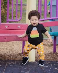 halloween toddler shirt diy halloween painted candy corn t shirt falling glitter