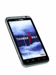 amazon com htc thunderbolt 4g android phone verizon wireless