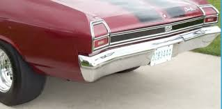 68 chevelle tail lights what was your first car page 3 skatelog forum