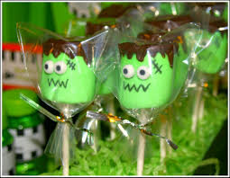 inspiration wednesday 20 deliciously scary halloween treats