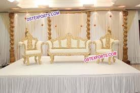 Wedding Stage Chairs Wedding Stage Furniture Sofa Set