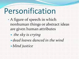 Blind Justice Meaning Poetry Terms Figurative Language A Form Of Language Use In Which