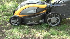 газонокосилка stiga turbo 53 s bw youtube