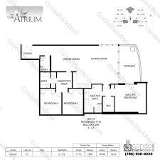 atrium unit 1 507 condo for rent in aventura condoblackbook