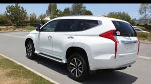 mitsubishi pajero 2016 white 2016 mitsubishi pajero sport qe my16 exceed white 8 speed sports
