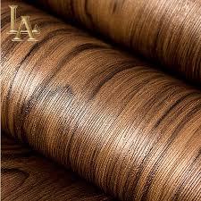 aliexpress com buy classic wood textured wallpaper vinyl for