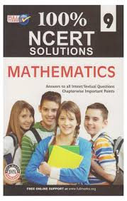 100 ncert solutions mathematics class 9 answers to all intext