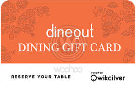 restaurants that offer e gift cards dineout e gift cards send dineout e gift card instantly